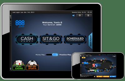 Игровая комната 888 покер на твоем гаджете