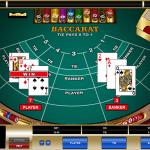 Казино - игра блэк баккара