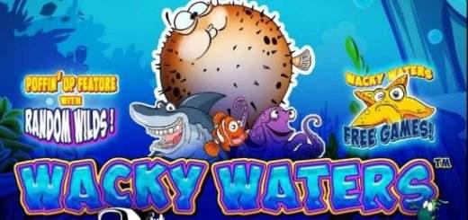 Игровой слот Wacky Waters