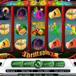 Описание игрового автомата Rumpel Thrill Spins